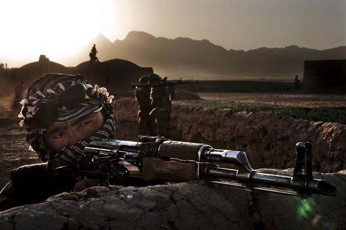 AFGHANISTAN A.N.A (Afghan National Army)