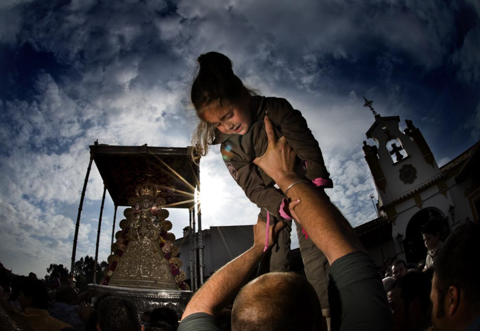 The Virgen del Rocio